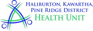 Haliburton, Kawartha Pine Ridge District Health Unit logo