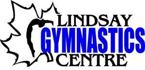 Lindsay Gymnastics Centre Logo