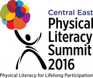 Central East Physical Literacy Summit 2016 logo