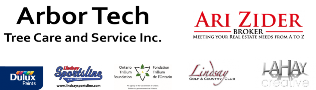 Sponsors of the 2016 Volunteer Recognition Dinner
