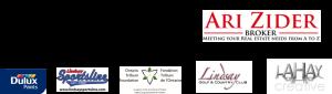 Sponsors of the 2016 Volunteer Recognition Dinner