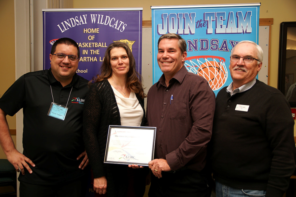 Lindsay Wildcats, Volunteer Organization of the Year