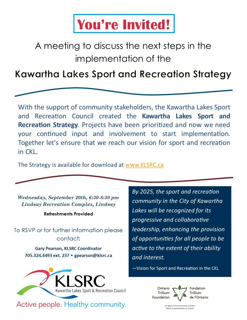 SRS Next Steps Meeting Invitation